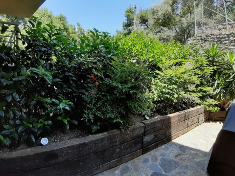 Κήπος σε βεράντα