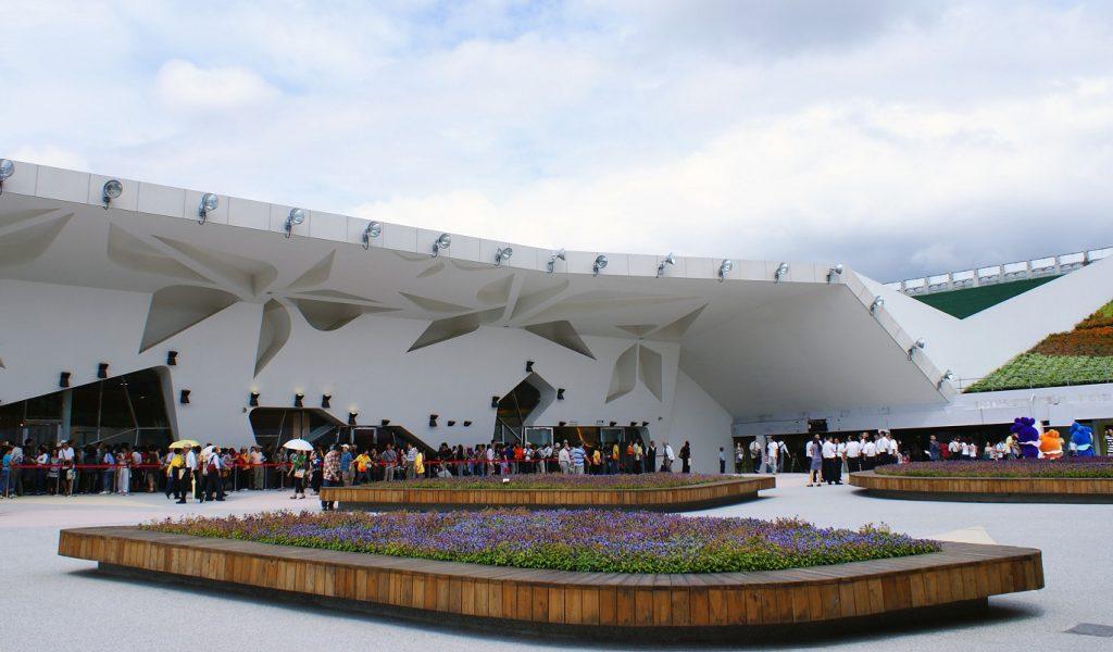 FLORA EXPO 2010-2011, TAIPEI